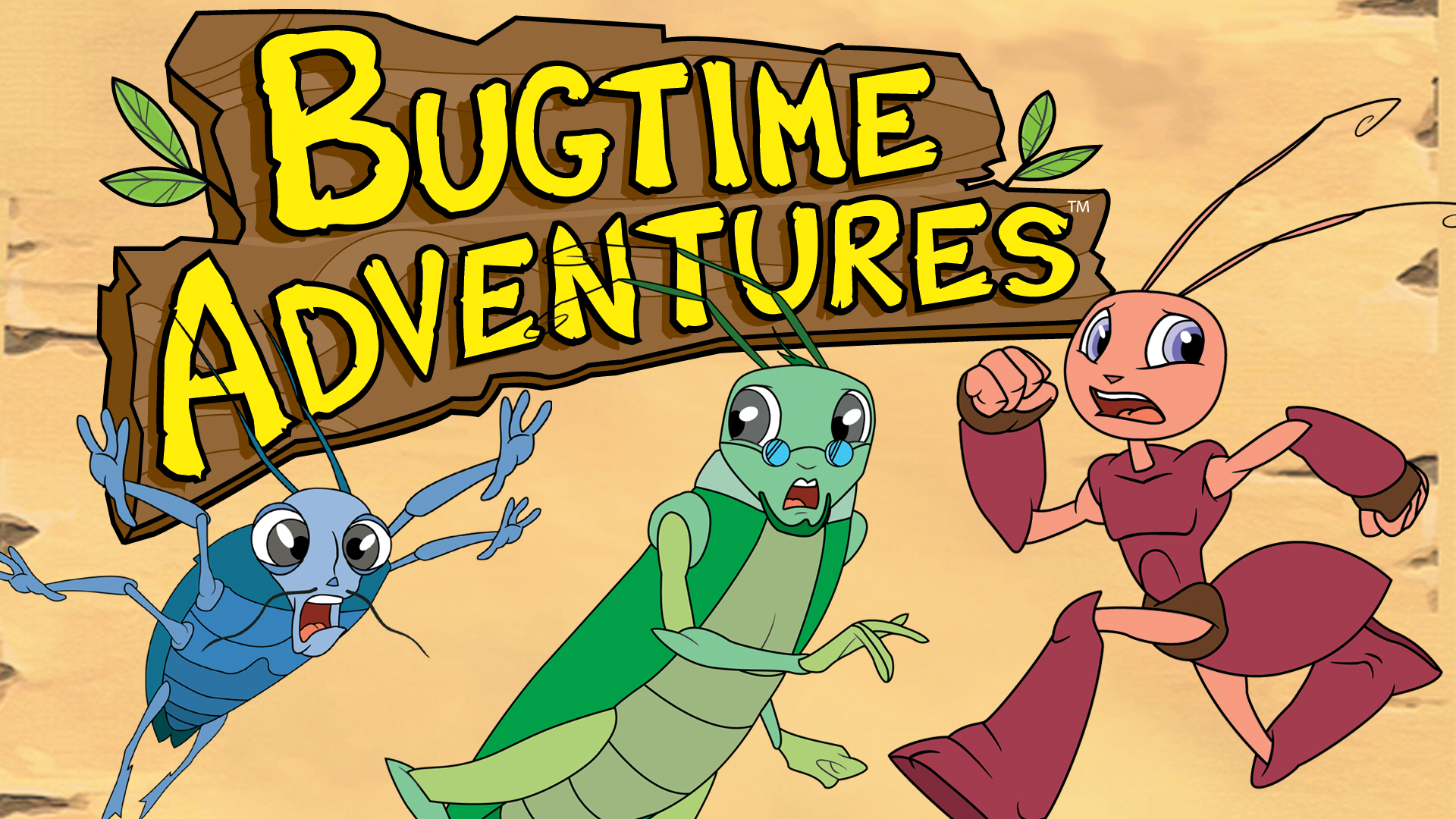 Bug time adventures