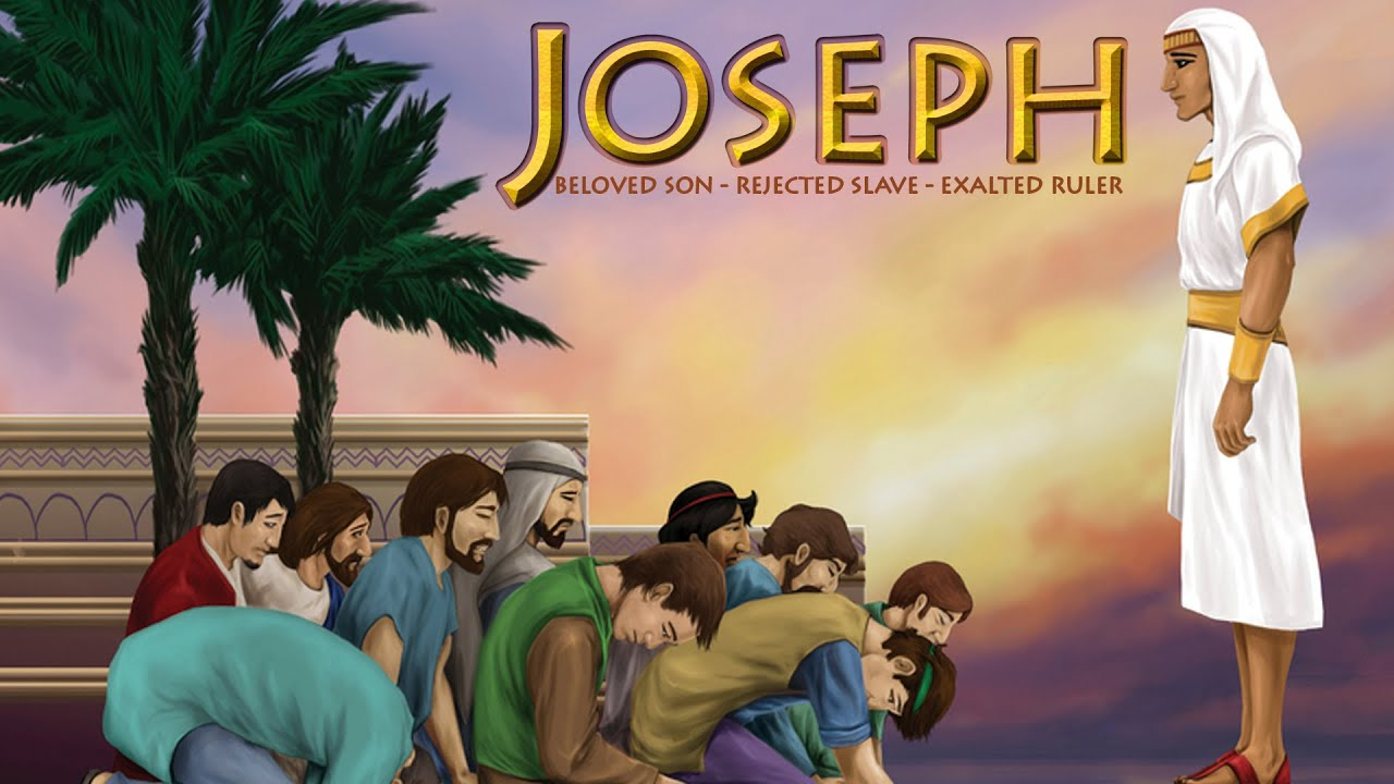 Joseph: Beloved Son, Rejected Slave, Exalted Ruler (2015)